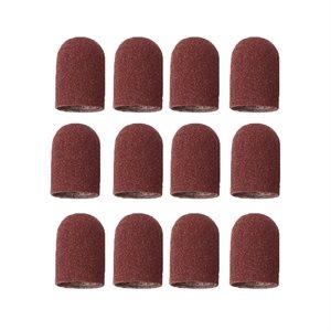 16 MM FINE CAPS Bronw (12) -