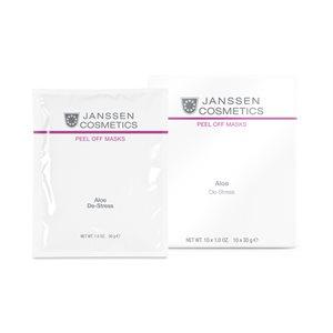 Janssen Mask Aloe De-Stress 10 X 30 GR