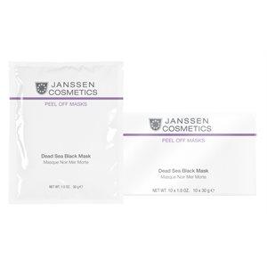 Janssen Dead Sea Black Mask 10 x 30gr (Oily Skin)