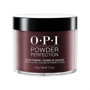 OPI Powder Perfection Black Cherry Chutney 1.5 oz