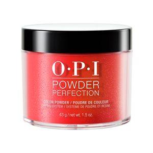 OPI Powder Perfection Gimme a Lido Kiss 1.5 oz