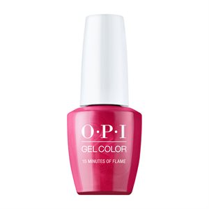 OPI Gel Color 15 Minutes of Flame 15ml (Hollywood)