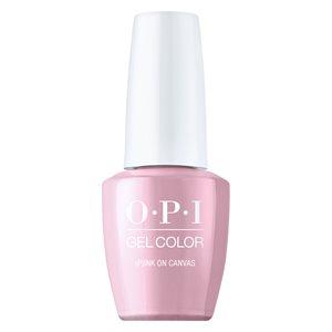 OPI Gel Color (P)Ink on Canvas 15 ml (DTLA)