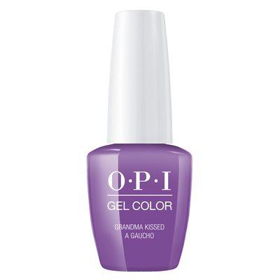OPI Gel Color Grandma Kissed A Gaucho 15ml (collection peru) -