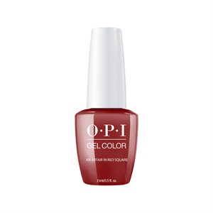 OPI Gel Color An Affair in Red Square 15 ml
