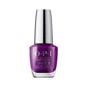 OPI Infinite Shine Berry Fairy Fun 15 ml Nutcracker Coll -