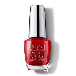 OPI Infinite Shine Big Apple Red 15 ml