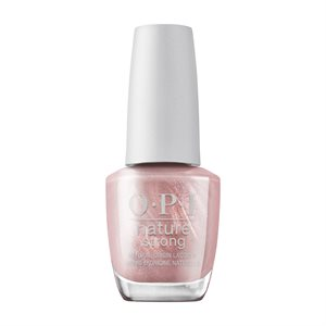 OPI Nature Strong Vernis Intentions are Rose Gold 15ml