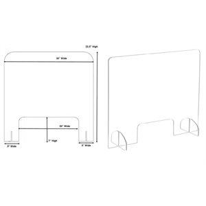Plexi Glass pour une pose d'ongle en toute securite +