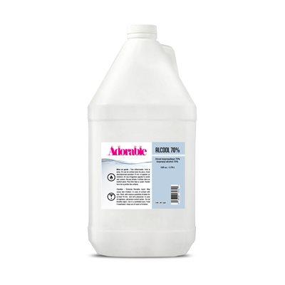 Alcool Isopropylique 70% 1 Gallon