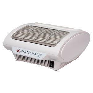 Colector de polvo con potente ventilador