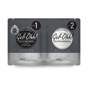 AVRY Gel-Ohh Jelly Spa Pedi Bath - Charbon