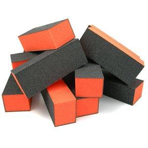 Bloque Naranja 3 lados Mediano 100 Fino 300 / 300