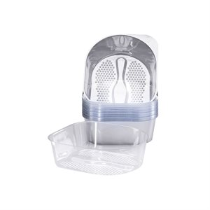 DISPOSABLE FOOT BATH LINERS (Pack of 50)