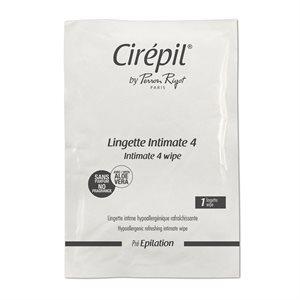 Cirepil Lingettes Intimate 4 (paquet de 30)