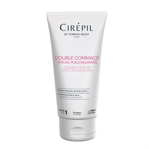 Cirepil Double Gommage Special Poils Incarnes 150 ml +