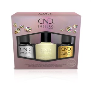 CND® SHELLAC® Holiday Divine Diamond Kit -