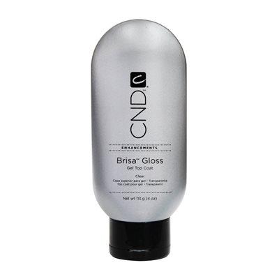 CND Brisa Gloss Gel Top Coat Clear 4.0 oz -