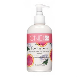 CND Scentsations MADRESELVA Y TORONJA ROSA Lotion 8.3oz