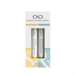 CND Essentials CarePen Duo Promo Pack (2x 2.5 ml)