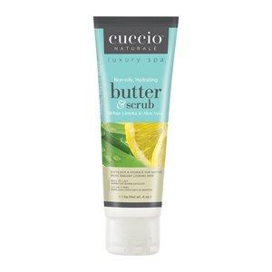 Cuccio Exfoliante Limon blanco y Aloe Vera 4 oz