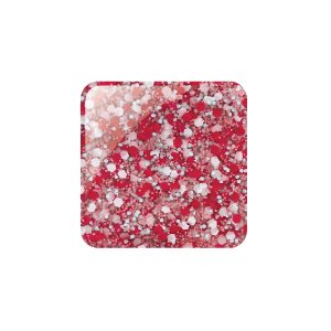 Glam & Glits Poudre Matte Acrylic Pink Velvet -