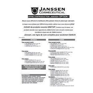 Introduction Janssen Or