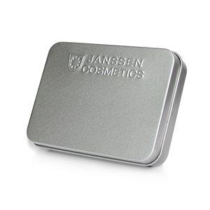Janssen Aluminum box for 7 Vials