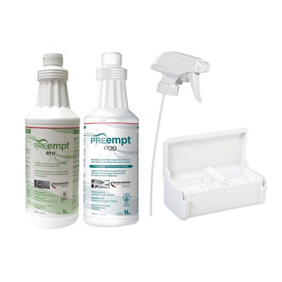 PreEmpt Kit Spa Complet