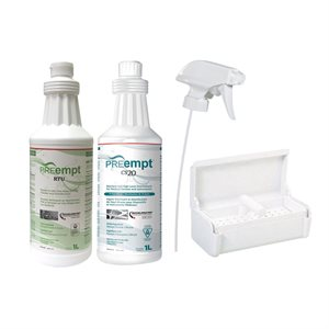 PreEmpt Kit Spa Complet