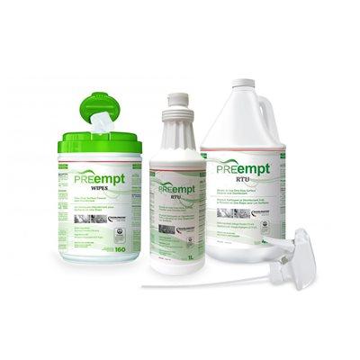 PreEmpt Desinfection Complete Spa Kit