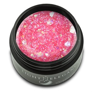 Light Elegance A Peony for you Thoughts UV / LED Glitter Gel 17 ml (B&B)