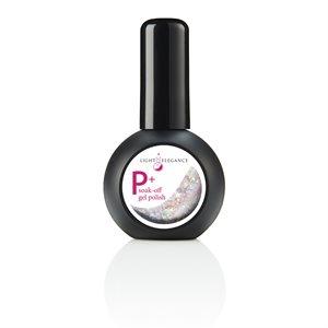 Light Elegance P+ Ice Cream You Scream UV / LED Vernis Gel 15ml Glitter +