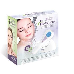 Satin Smooth HydraSonic Systeme de nettoyage de peau -