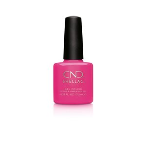 Shellac Vernis UV Hot Pop Pink 7.3 ML #121